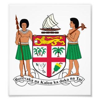 Fiji Coat Of Arms Photo