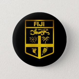Fiji Emblem 6 Cm Round Badge