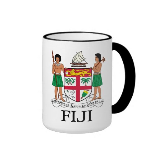 FIJI - emblem / flag / coat of arms / symbol Mugs