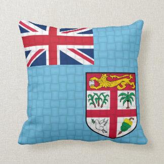 Fiji Fijian flag Cushions