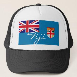 Fiji fijian flag souvenir hat