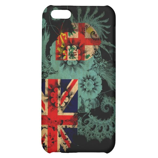 Fiji Flag iPhone 5C Cover