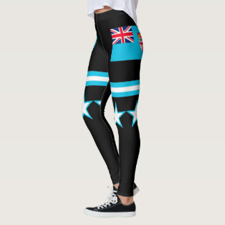 Fiji Flag Leggings