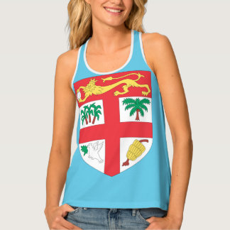 Fiji Flag Singlet