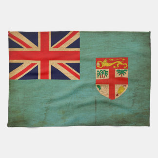 Fiji Flag Tea Towel