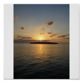 Fiji Island Poster