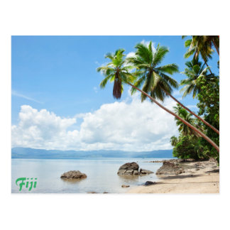 Fiji Post Card