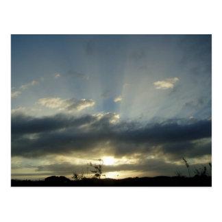 Fiji Sky Full Of Clouds Post Cards