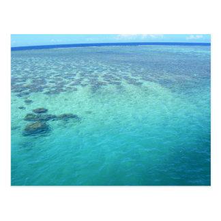 Fijian Waters Postcard