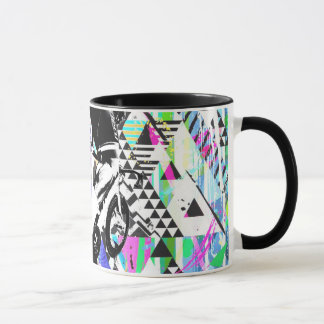 Fikeshot retro mug