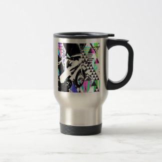 Fikeshot retro travel mug