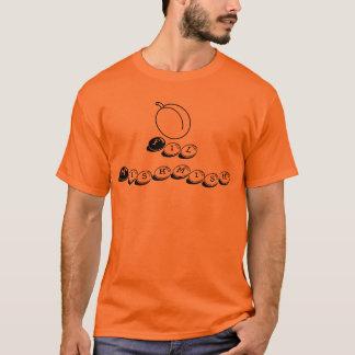 Fil Mishmish T shirt (Arabic In Apricot Season)