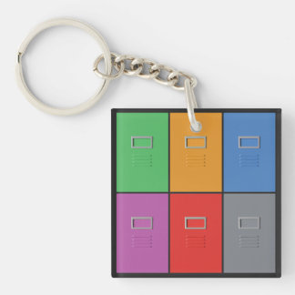 File Cabinet custom key chain