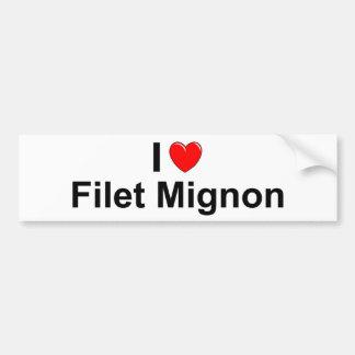 Filet Mignon Bumper Sticker