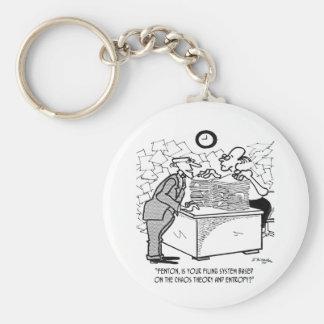 Filing Cartoon 2899 Key Ring
