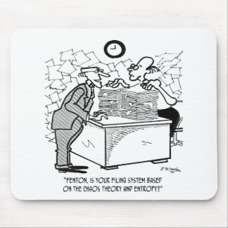 Filing Cartoon 2899 Mouse Pad