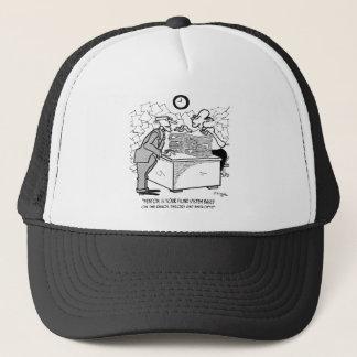 Filing Cartoon 2899 Trucker Hat