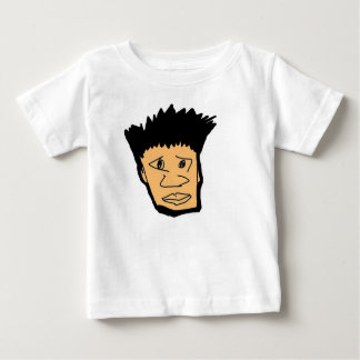 filipino boy  cartoon face collection baby T-Shirt