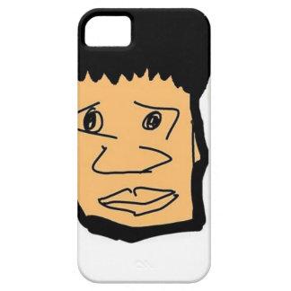 filipino boy  cartoon face collection iPhone 5 cover