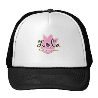 Filipino Lola Mother's Day Gift Mesh Hats