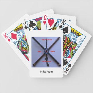 Filipino Martial Arts Playing Cards