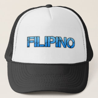 FILIPINO TRUCKER HAT