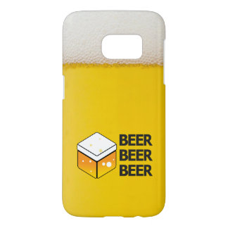 """Fill 'er up"" Beer Beer Beer JP Logo Case"