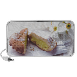 Fill with Cream Pastry Notebook Speaker