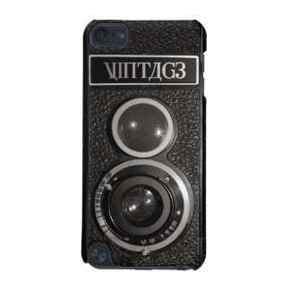 Film Camera Black Chrome Vintage iPod Touch 5G iPod Touch (5th Generation) Covers