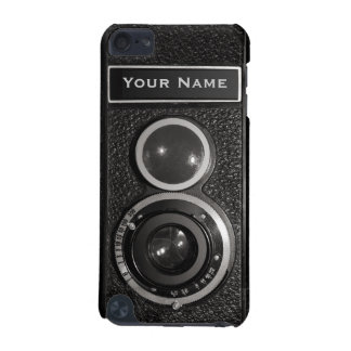 Film Camera Black Chrome Vintage iPod Touch 5G N iPod Touch (5th Generation) Case