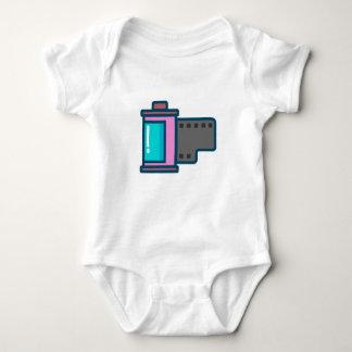 Film Canister Baby Bodysuit