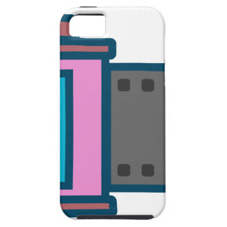 Film Canister Tough iPhone 5 Case