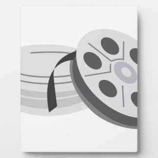 Film Cans Plaque