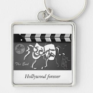 film clap crew Hollywood Key Ring