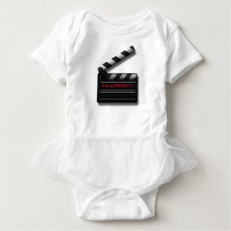 Film Clapper Baby Bodysuit