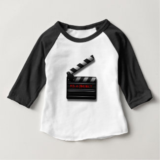Film Clapper Baby T-Shirt