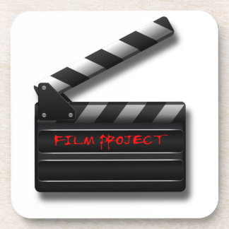 Film Clapper Coaster