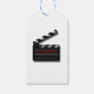 Film Clapper Gift Tags