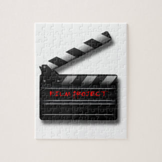 Film Clapper Jigsaw Puzzle