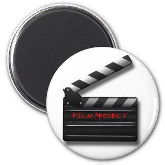 Film Clapper Magnet
