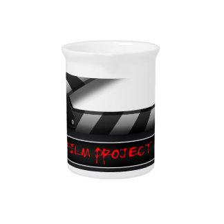 Film Clapper Pitcher