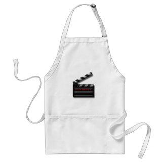Film Clapper Standard Apron