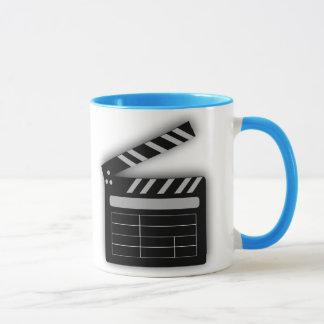 FILM CLAPPERBOARD Ringer Mug
