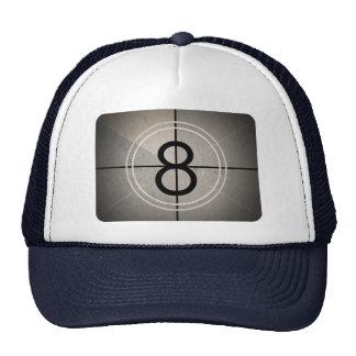 Film Countdown Hat