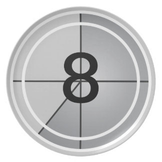 Film Countdown Plate