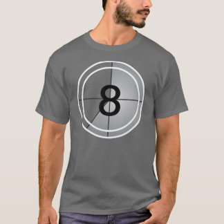 Film Countdown T-Shirt