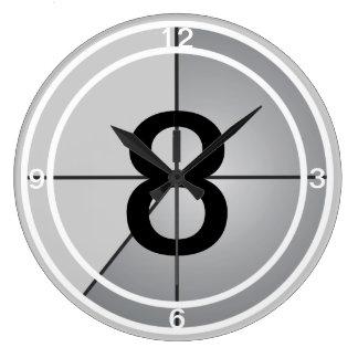 Film Countdown Wallclocks