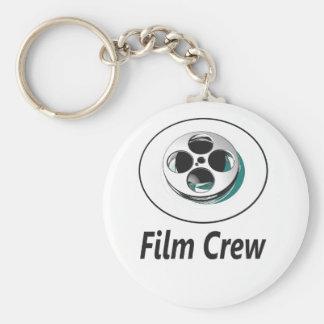 Film Crew Key Ring