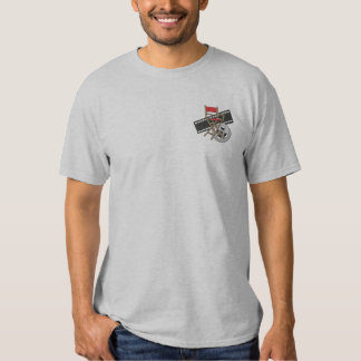 Film Director Embroidered T-Shirt