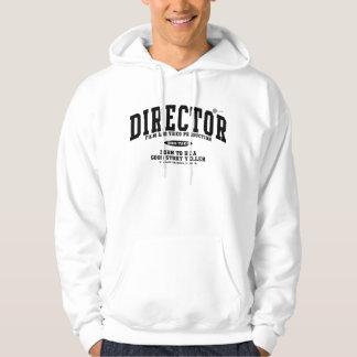 Film Director Hooded Sweatshirts